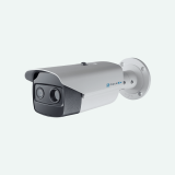Thermographic Bullet Thermal Temperature Measurement Camera